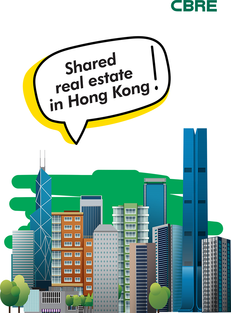 CBRE Research Report Shared Real Estate in Hong-Kong