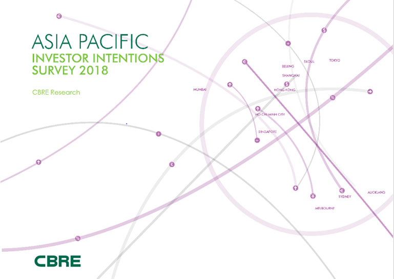 APAC Investor Intentions Survey 2018